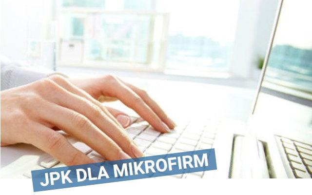 JPK dla mikrofirm